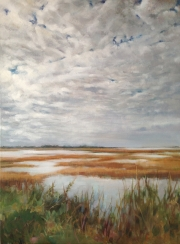 Marsh Clouds